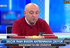 Ertem Şenerden Klinsman iddiası