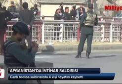 Afganistan'da intihar saldırısı 4 Ölü