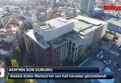 Atatürk Kültür Merkezinin son hali