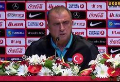 Fatih Terim kaptanı açıkladı