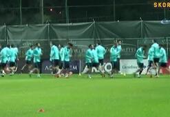 Milli Takımı, Kosova maçı hazırlıklarını sürdürdü