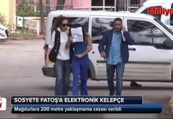 Sosyete Fatoşa 200 metre yaklaşmama cezası