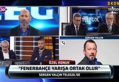 Sergen Yalçın: Lens , Mehmet Topal ve Bruma...