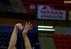 Baskonia Vitoria Gasteiz 90-95 Olympiakos