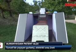 Almanya'da patent aldı, Tunceli'de üretti