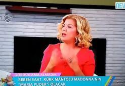 Kürk Mantolu Madonna yorumu sosyal medyayı salladı