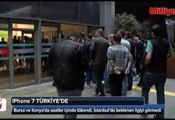 iPhone 7 Türkiyede
