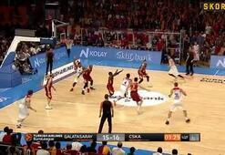 Galatasaraya son şampiyondan büyük darbe