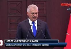 Başbakan Binali Yıldırım Orta Vadeli Programı açıkladı
