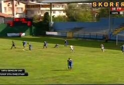 Genç Kartaldan Dinamo Kiev ağlarına harika gol