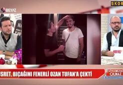 Ömür Varoldan müthiş Aziz Yıldırım taklidi...