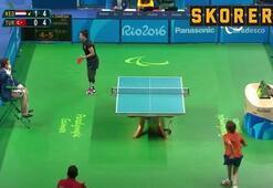 Milli sporcunun büyük şaşkınlığı