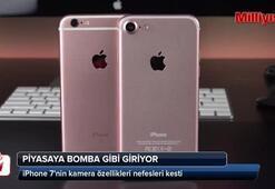 iPhone 7 piyasaya bomba gibi giriyor