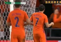 Skibbe acımadı Sneijder yıkıldı