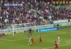 Enes Ünal 16 dakika içinde 3 gol attı