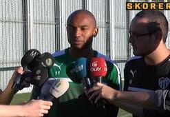 """Joshua: """"Bursaspora gelmek için savaş verdim"""""""