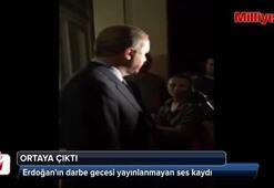 Erdoğanın darbe girişimi gecesi yayınlanamayan konuşması