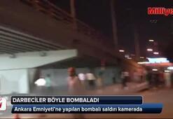 Ankara Emniyet Müdürlüğü böyle bombalandı