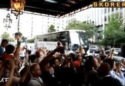 Karim Benzemaya Selfie saldırısı