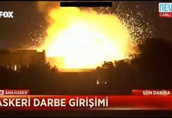 İşte meclisin bombalanma anı