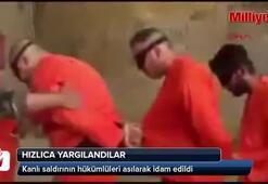 Bağdatı kana bulayanlar idam edildi (+18)