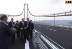 Erdoğan ile Kenan Sofuoğlu arasında ilginç diyalog