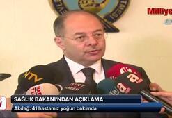 Sağlık Bakanı Recep Akdağdan açıklama