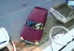 Türk usulü araba park etme