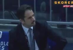 Fenerbahçe marşı sırasında çok konuşulan görüntü