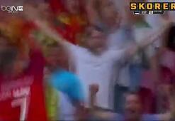 Quaresma ve Ronaldo Portekizi uçurdu