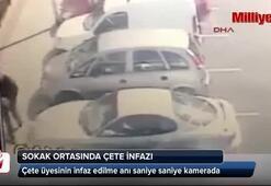 Sokak ortasında çete infazı +18