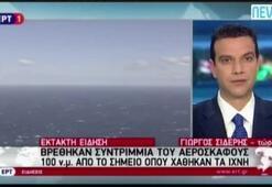 Kayıp uçağın parçaları bulundu iddiası