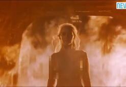 Game Of Thronesta Emilia Clarkeın cesur sahneleri +18
