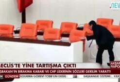 CHPli Özgür Özel, Mecliste Bakan aradı