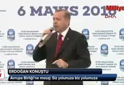 Erdoğandan ABye rest