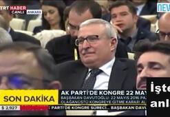 Ahmet Davutoğlunu ağlayarak dinlediler