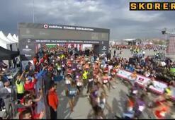 Vodafone İstanbul Yarı Maratonunu Milli Atlet Ali Kaya Kazandı