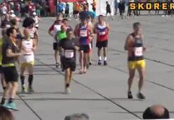 İstanbul yarı maratonu başladı