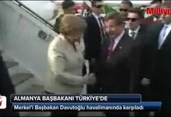Merkel ve Tusk Türkiyede