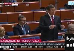 Başbakan Davutoğludan HDPli Kürkçüye sert yanıt