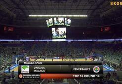 Unicaja Malaga 71-67 Fenerbahçe