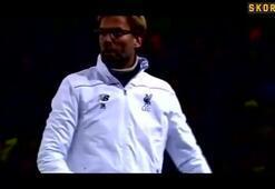 Jürgen Klopptan ilginç sevinç