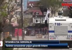 İstanbulda gerginlik