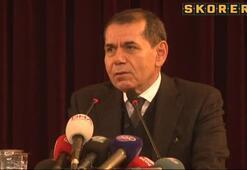 Dursun Özbek: Cezayı Casa taşıyoruz