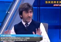 NTV Sporda yangın alarmı