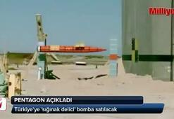ABD Türkiye'ye sığınak delici bomba satacak