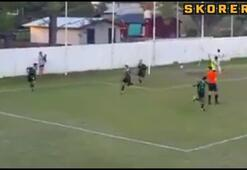 Arjantinde Messi-Suarez penaltısı