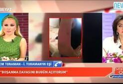 Eylem Toraman: İbrahim Toraman hamileyken de bana şiddet uyguladı