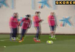 Luis Suarez yine rezil oldu