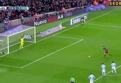 Messiye penaltı markajı
